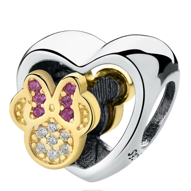 MIckey Disney charm Pandora 796463CZ